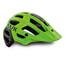 Kask Rex Cykelhjälm grön/svart